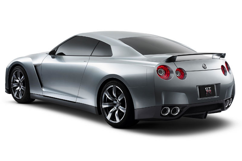 showroom nissan skyline gtr r35 concept full images. Black Bedroom Furniture Sets. Home Design Ideas